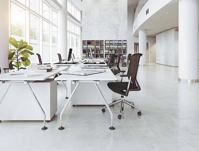 Commercial and office cleaning services Northampton
