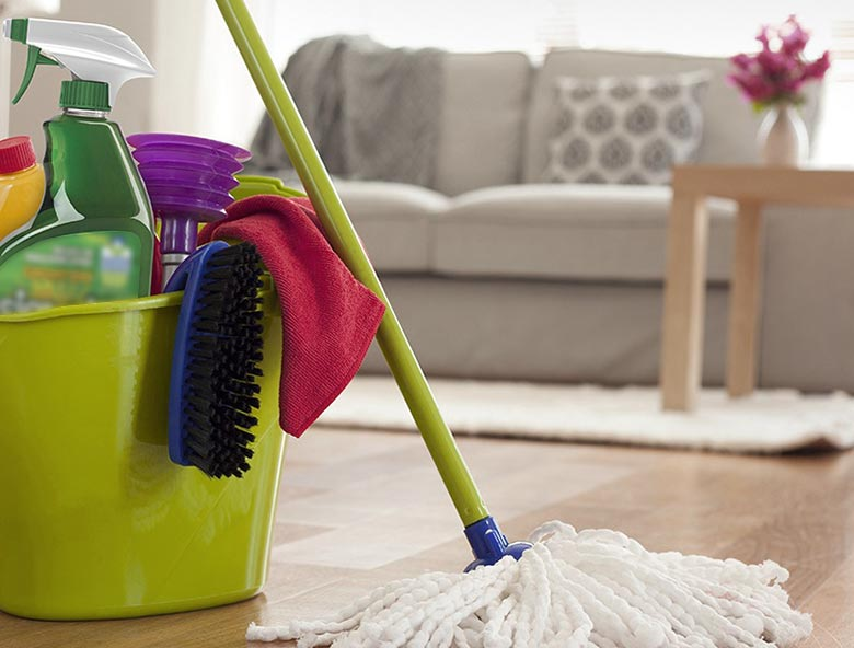 Student accommodation cleaning services