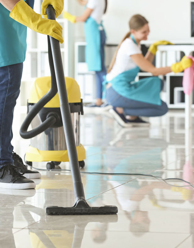 After builders cleaning services in Northampton