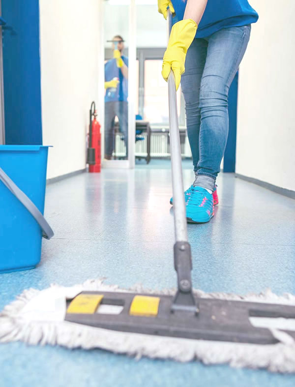 Office cleaning services in Northampton