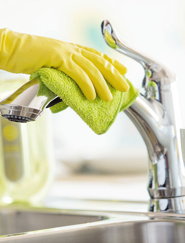 Private house cleaning services Northampton