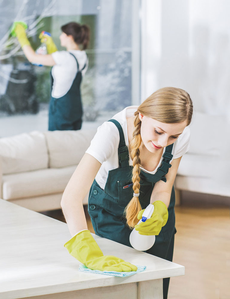 Student accommodation cleaning services Northampton